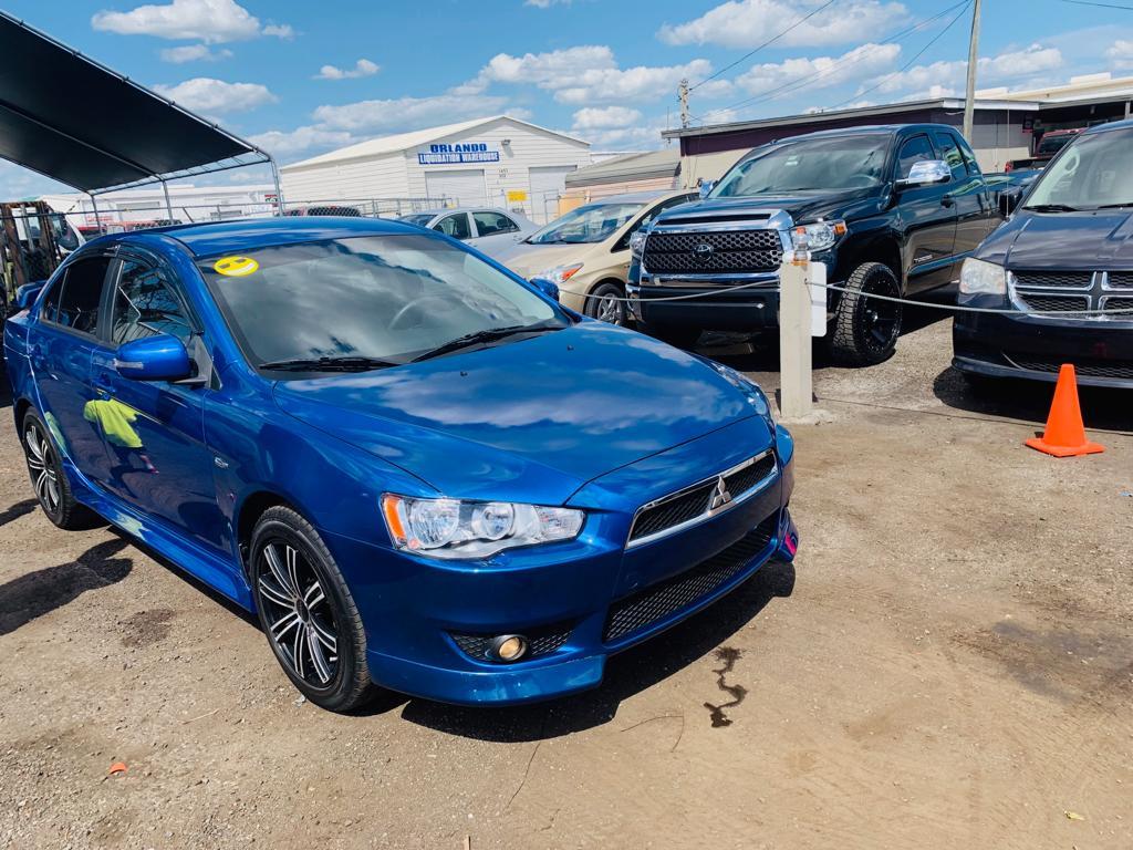 2015 Mitsubishi LANCER  - Image #4