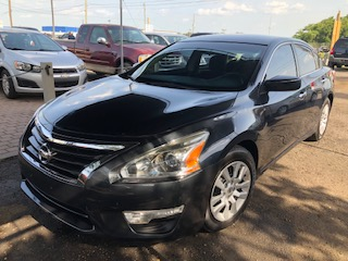 2013NISSANAltima