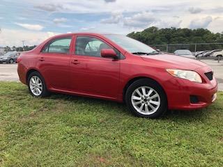 2009 Toyota COROLLA - Image #4