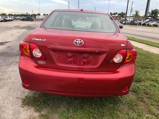 2009 Toyota COROLLA - Image #6