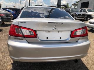 2011 Mitsubishi LANCER - Image #5