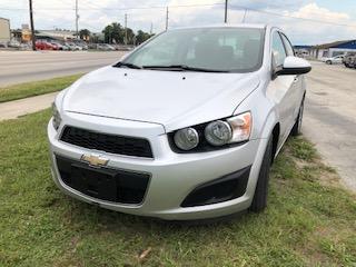 2016 Chevrolet SONIC - Image #2