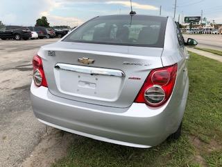 2016 Chevrolet SONIC - Image #7