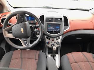 2016 Chevrolet SONIC - Image #10